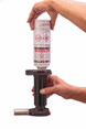 Master GT-70 Industrial Butane Torch filled with Ultratane Butane