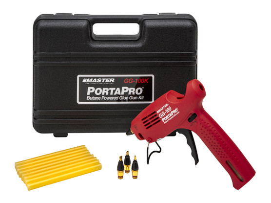 GG-100K  Glue Gun, Kit, 3 tips and starter glue