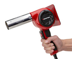 "THE NEW FULLY OPTIMIZED ""D-SERIES"" Heavy Duty Master Heat Gun"