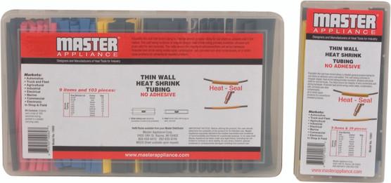 Thin Wall Shrink Tubing Assortment Kit