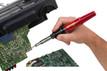 Ultratorch UT-100 Soldering a circuit board