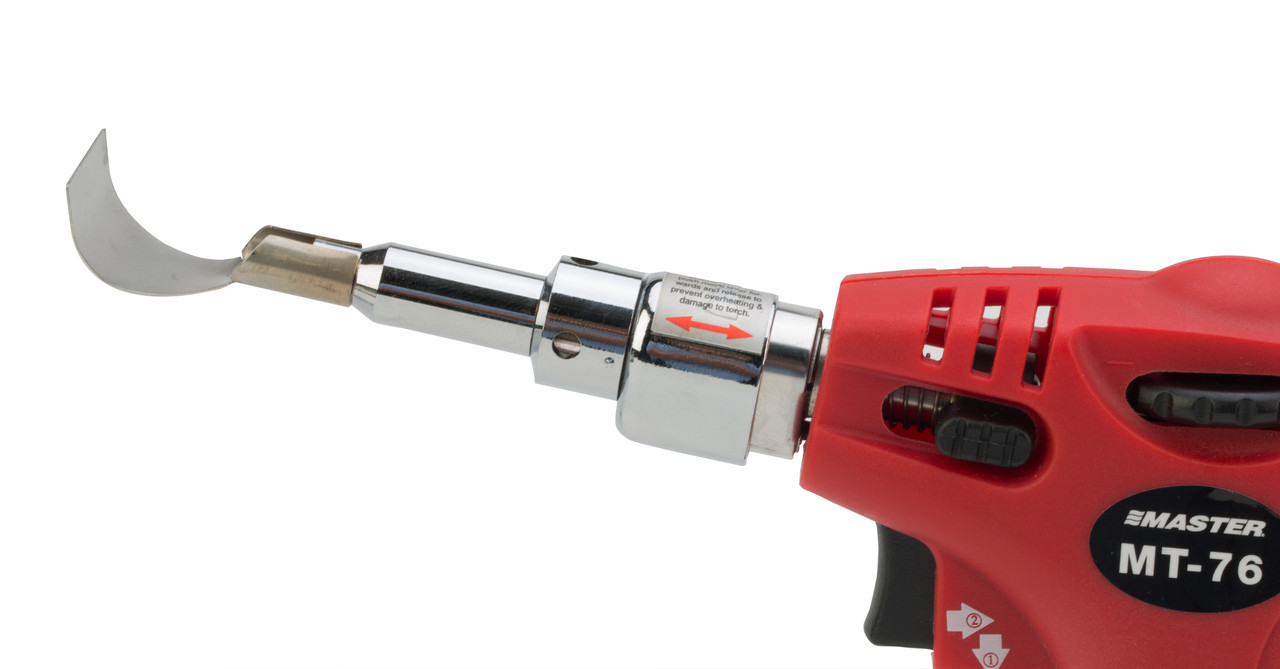 Master Microtorch Mt 76 Master Appliance