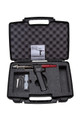 Ultraweld UW-100 Cordless Floor Seam Welder Tool Case and included parts