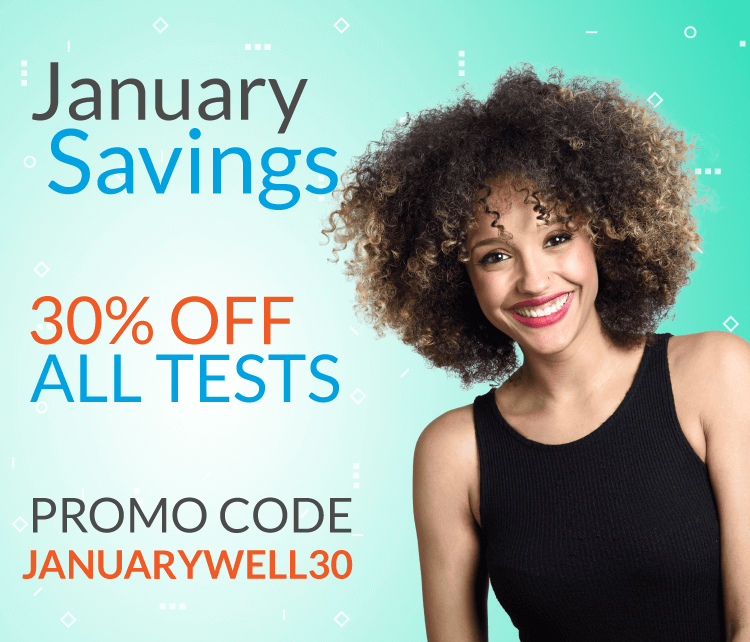 January savings mobile banner