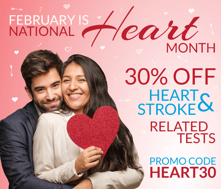 National heart month savings