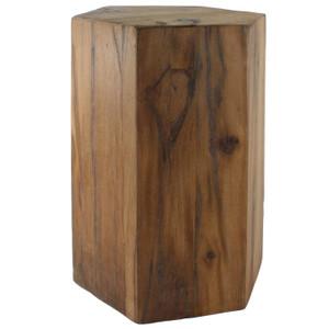 Jayde Reclaimed Wood Side Table