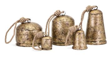 Rustic Temple Bells