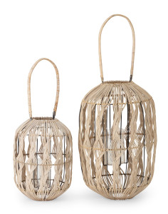 Kashvi Lanterns set of two