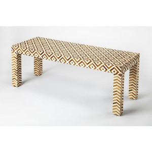 Camille Inlay Bench