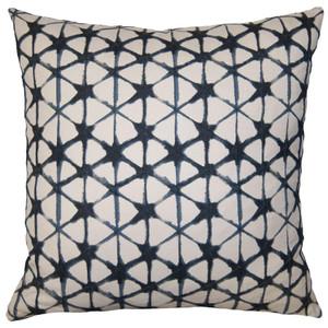 Batik Stars Pillow