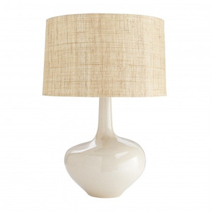 Nash Glass Table Lamp