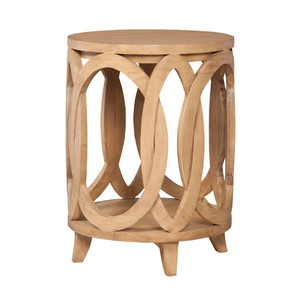 Artisan Circles Accent Table
