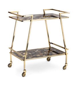 Fitzgerald Bar Cart