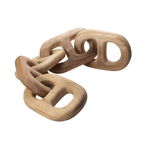 Tyler Wooden Chain Link Decor