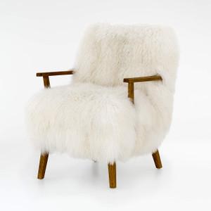 Ashanti Fur Armchair