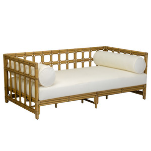 Renatta Daybed in Nutmeg