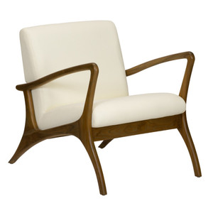Sofia Lounge Chair in Natural