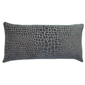Croc Lumbar Pillow