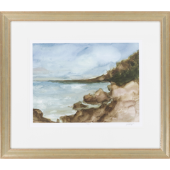 Seascape Series #1 Framed