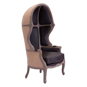 Louis Canopy Chair