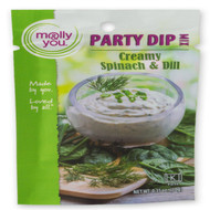 Creamy Spinach and Dill Dip