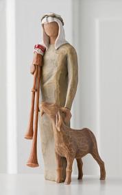Zampognora (Shepherd with bagpipe)
