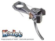 "145 Kadee® HO Scale Whisker Couplers 1/4"" Short Overset Shank"