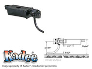 "178 Kadee® ""Scale"" Metal Whisker® #158 Coupler & ""Scale"" Gearbox HO Scale"