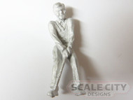 48-1309 Man Playing golf Figure FKA KEIL LINE O Scale