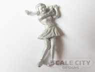 48-1310 Woman Playing golf Figure FKA KEIL LINE O Scale