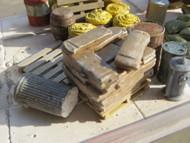 48-5021 Shingles Bundles O ON3 Scale Resin Casting Details