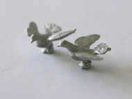 48-1289 Birds w/ Wings Spread O scale FKA Keil Line