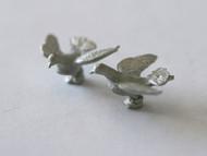 48-1289 Birds w/ Wings Spread O scale FKA Keil Line