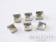 48-688b Dental Bowls Back Wall Style O Scale FKA Keil Line