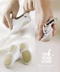 Flexible shoe, Split sole