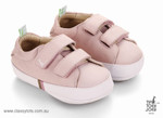 Tip Toey Joey Baby Shoes - NEW FLASHY - Cotton Candy / White 240NFLA72042 Sizes 20-24 EUR