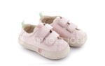 Tip Toey Joey - NEW FLASHY - Cotton Candy / Coconut Milk www.classytots.com.au