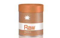 Raw Nutritional Range - Vitamin C