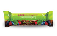 SUPER GREENS + REDS ENERGY BAR 45G
