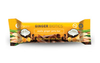GINGER BIOTICS BAR 45G