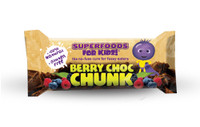BERRY CHOC CHUNK SUPERFOOD BAR 30G
