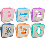 Insulated Lunch Bags - Fairy / Shark / Unicorn / Space monkey / Foxy / Penguin