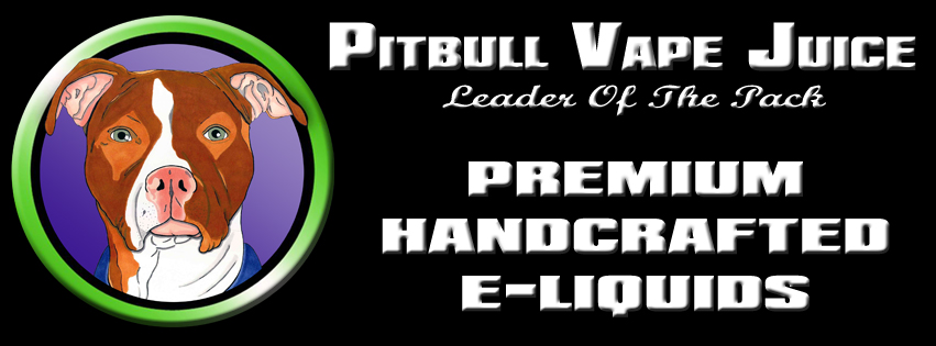 PITBULL VAPE JUICE
