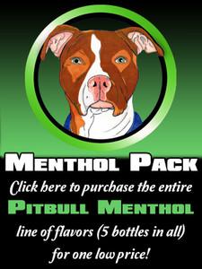Menthol Pack (15 ml Bottles)