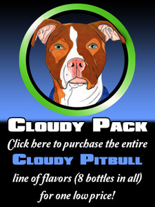 Cloudy Pack (15 ml Bottles)