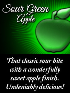 That classic sour bite with a wonderfully sweet apple finish. Undeniably delicious!