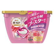 P&G Japan BOLD Gelball 3D Premium 17 Pieces