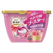 P&G Japan BOLD Gelball 3D Premium 17 Pieces