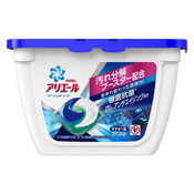 P&G Japan ARIEL Gelball 3D 17 Pieces