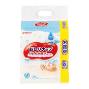 Pigeon Japan Baby Wet Wipes * Additive FREE Thick Refill 80Px10